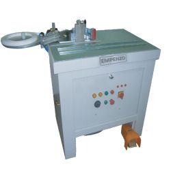 Flat and Curved Edge PVC Tape Bonding Machine